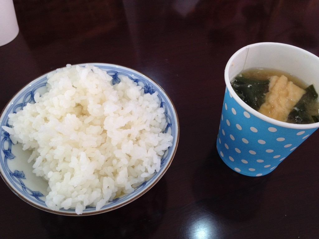 2013年11月8日金沢での価値交換朝活の朝食