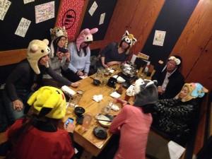 2014年01月05日きぐるみ新年会