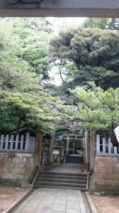 狭野神社(能美市) 毎月14日は禊カフェ開催地