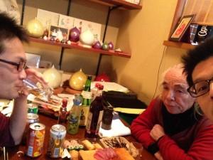 2014年12月13日禊カフェ前夜祭