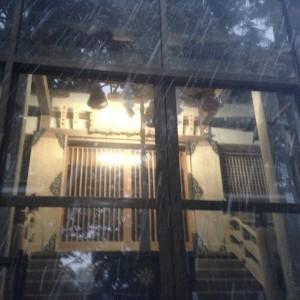 2014年12月14日狭野神社
