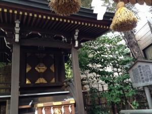 東京大神宮稲荷神社
