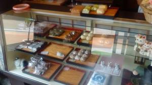 2015年6月14日禊カフェ御用達の御菓子中村屋