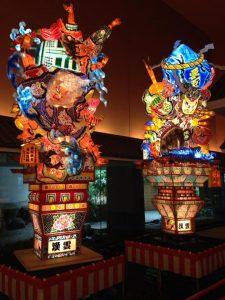 2016年6月28日雅叙園・ねぶた祭り